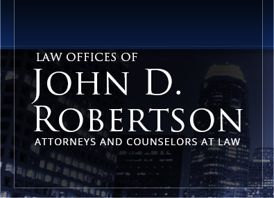 Law Offices of John D. Robertson